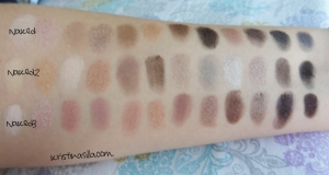 all naked swatches